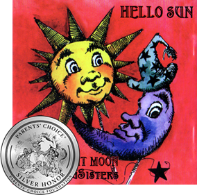 Hello Sun, Goodnight Moon [cd art]